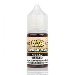 Loaded Chocolate Glazed Nicotine Salts
