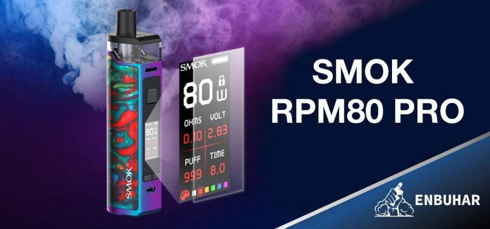Smok Rpm 80 Pro
