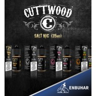 Cuttwood salt likit 30ml
