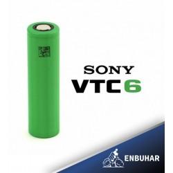 Sony Vtc6 18650 3.7V 3000 Mah Pil